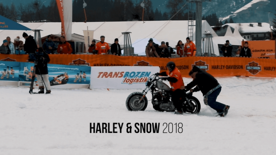 Harley and Snow 2018