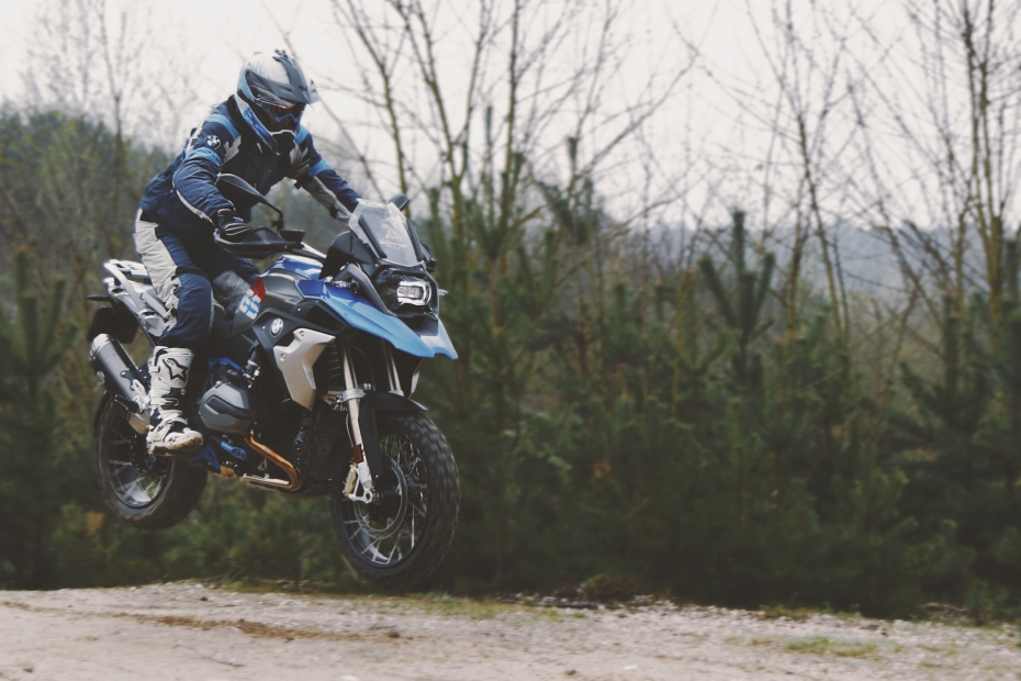 BMW GS video